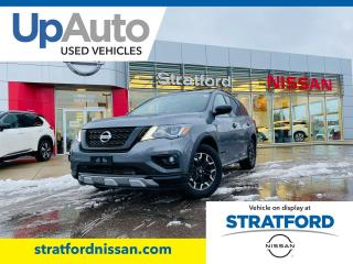 Used 2020 Nissan Pathfinder SL ROCK CREEK 4WD for sale in Stratford, ON