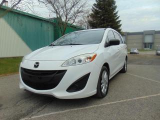 Used 2012 Mazda MAZDA5 ****IDEAL POUR FAMILLE*****AUTOMATIQUE** for sale in St-Eustache, QC