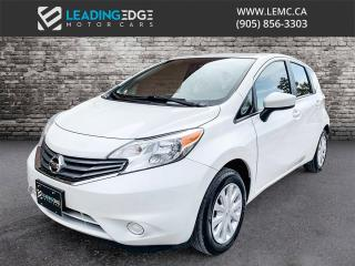 Used 2015 Nissan Versa Note 1.6 S Reverse Camera for sale in King, ON