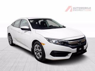 Used 2018 Honda Civic LX A/C CAMERA RECUL for sale in St-Hubert, QC