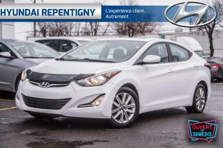 Used 2016 Hyundai Elantra GL SPORT**TOIT OUVRANT, MAGS, A/C, CAMÉRA** for sale in Repentigny, QC