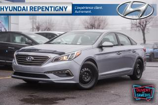 Used 2016 Hyundai Sonata GL**SIEGES MIRROIR CHAUFFANT MAGS BLUTOOTH for sale in Repentigny, QC