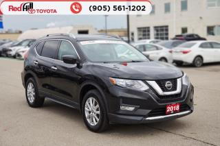 Used 2018 Nissan Rogue for sale in Hamilton, ON