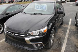 Used 2018 Mitsubishi RVR SE FWD for sale in Boucherville, QC