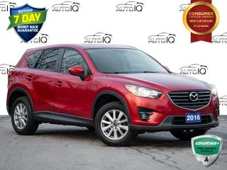 Used 2016 Mazda CX-5 GS Clean Car Fax! Sunroof | Navigation! for sale in St Catharines, ON
