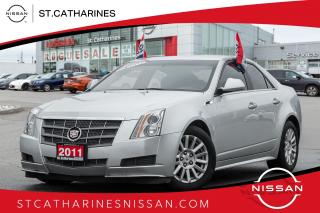 Used 2011 Cadillac CTS Accident Free | Leather | Very Clean for sale in St. Catharines, ON