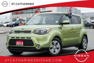 Used 2014 Kia Soul LX Accident Free | Auto | Air for sale in St. Catharines, ON