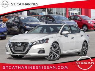 New 2021 Nissan Altima 2.5 Platinum for sale in St. Catharines, ON
