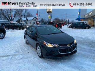 Used 2018 Chevrolet Cruze LT  - Bluetooth -  Heated Seats for sale in Kemptville, ON