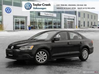 Used 2011 Volkswagen Jetta Comfortline 2.0 6sp at w/Tip for sale in Orleans, ON