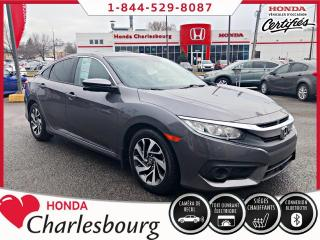 Used 2016 Honda Civic EX AUTOMATIQUE**TOIT OUVRANT** for sale in Charlesbourg, QC
