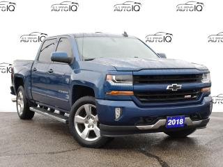 Used 2018 Chevrolet Silverado 1500 LT for sale in Tillsonburg, ON