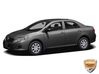 Used 2009 Toyota Corolla CE for sale in Waterloo, ON