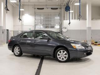 Used 2005 Honda Accord EX L V6 Auto for sale in New Westminster, BC