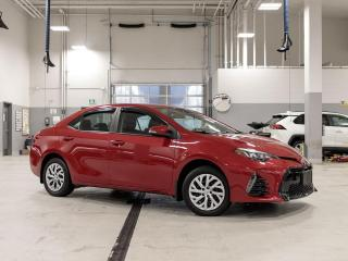 Used 2018 Toyota Corolla SE CVT for sale in New Westminster, BC