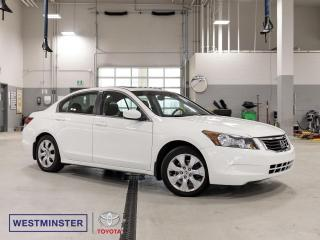 Used 2009 Honda Accord EX-L for sale in New Westminster, BC