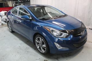 Used 2016 Hyundai Elantra LIMITED ( WOW MODELE RARE ) for sale in St-Constant, QC