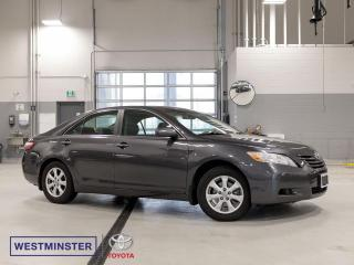 Used 2007 Toyota Camry V6 Auto LE for sale in New Westminster, BC