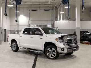 Used 2019 Toyota Tundra 1794 Crewmax for sale in New Westminster, BC