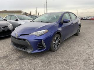 Used 2017 Toyota Corolla * XSE * CUIR * TOIT OUVRANT * MAGS * for sale in Mirabel, QC