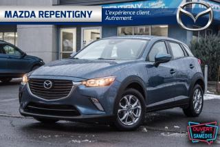 Used 2018 Mazda CX-3 GS TI BA for sale in Repentigny, QC