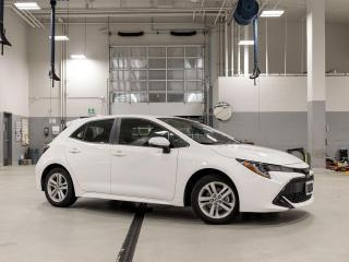 Used 2019 Toyota Corolla Hatchback SE for sale in New Westminster, BC