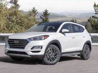 New 2021 Hyundai Tucson Luxury for sale in Halifax, NS