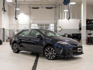 Used 2018 Toyota Corolla SE Upgrade for sale in New Westminster, BC