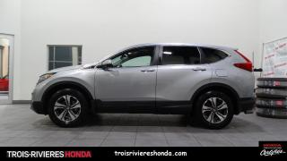 Used 2018 Honda CR-V LX + GARANTIE 7/160 + AWD + HONDA SENSIN for sale in Trois-Rivières, QC