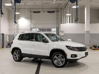 Used 2017 Volkswagen Tiguan 4Motion Highline for sale in New Westminster, BC