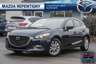 Used 2017 Mazda MAZDA3 Hayon 4 portes Sport, boîte manuelle, GS for sale in Repentigny, QC