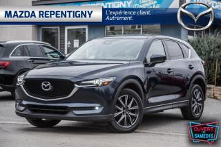 Used 2018 Mazda CX-5 GT TI BA for sale in Repentigny, QC