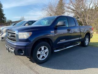 Used 2012 Toyota Tundra SR5 5.7L V8 DOUBLE CAB SR5 5.7L! for sale in Cobourg, ON
