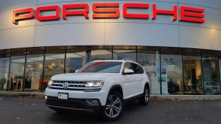 Used 2018 Volkswagen Atlas Execline 3.6L 8sp at w/Tip 4MOTION for sale in Langley City, BC