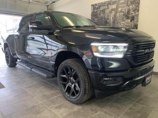 New 2021 RAM 1500 Sport Crew Cab for sale in Steinbach, MB