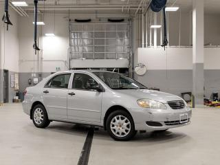 Used 2005 Toyota Corolla 4DR SDN CE AUTO for sale in New Westminster, BC