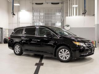 Used 2016 Honda Odyssey EX-L w/RES for sale in New Westminster, BC