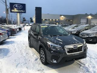 Used 2020 Subaru Forester Subaru Forester 2.5i Tourisme for sale in Victoriaville, QC