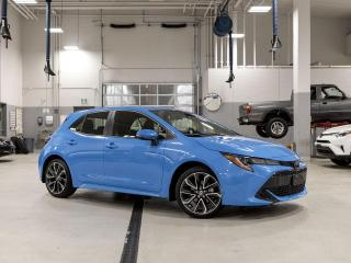 Used 2019 Toyota Corolla Hatchback SE Upgrade for sale in New Westminster, BC