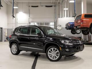 Used 2016 Volkswagen Tiguan 4MOTION 4dr Auto Comfortline for sale in New Westminster, BC