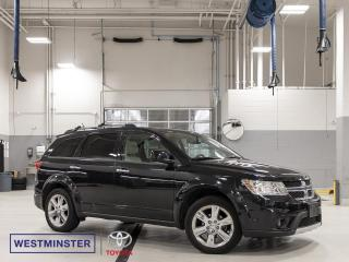 Used 2012 Dodge Journey JOURNEY R/T AWD for sale in New Westminster, BC