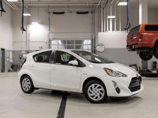 Used 2015 Toyota Prius c UPGRADE for sale in New Westminster, BC