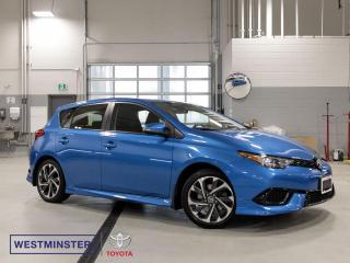 Used 2018 Toyota Corolla iM Toyota Corolla iM for sale in New Westminster, BC
