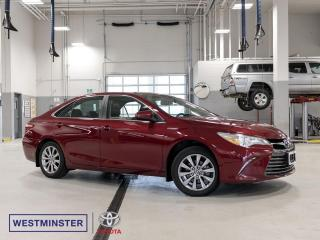 Used 2017 Toyota Camry HYBRID HYBRID XLE for sale in New Westminster, BC