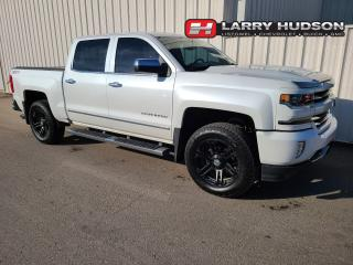 Used 2017 Chevrolet Silverado 1500 2LZ Crew LTZ | Sunroof | 20's | Z71 for sale in Listowel, ON