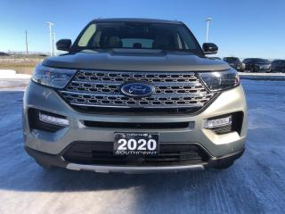 Used 2020 Ford Explorer LIMITED for sale in Leamington, ON