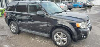 Used 2009 Ford Escape Limited for sale in North York, ON