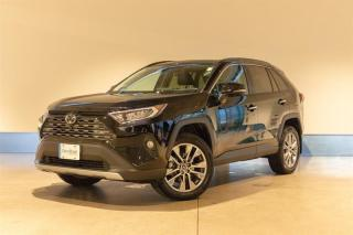 Used 2019 Toyota RAV4 AWD LIMITED for sale in Langley City, BC