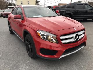 Used 2017 Mercedes-Benz GLA 250 for sale in Cornwall, ON