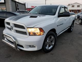 Used 2011 RAM 1500 SPORT*Heated Steering Wheel*Heated & Cooled Seats* for sale in Hamilton, ON